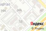 Схема проезда до компании FasTracKids в Алматы