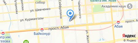 PropellerFilms на карте Алматы