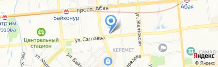 HENRY BONNAR на карте Алматы