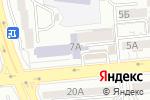 Схема проезда до компании Foundation в Алматы