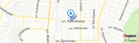 Нэмо на карте Алматы