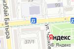 Схема проезда до компании Capital-T, ТОО в Алматы