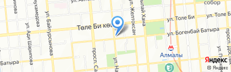Подиум Baby & Junior на карте Алматы