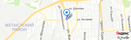 ILNARUS на карте Алматы