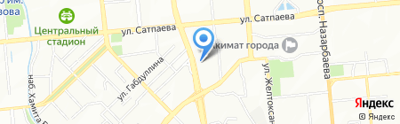 Керемет Кызмет на карте Алматы