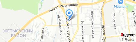 Myprint.kz на карте Алматы