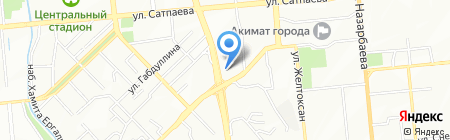 АРХИпелаг на карте Алматы