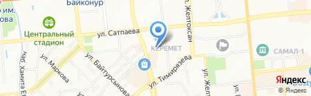 Восточная кухня на карте Алматы