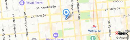 One Stop Services на карте Алматы