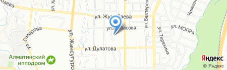 Angel`s Clean на карте Алматы