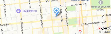 Artmedia на карте Алматы