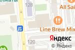 Схема проезда до компании Темир Дос, ТОО в Алматы