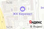 Схема проезда до компании NickOl в Алматы