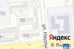 Схема проезда до компании Арт-мастерская Лидии Дроздовой в Алматы