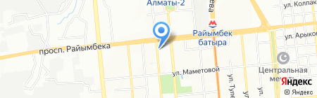 Elite Sport на карте Алматы
