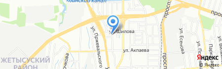 Сантех Мастер на карте Алматы