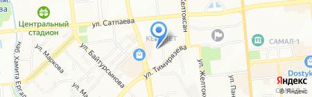 NickOl на карте Алматы