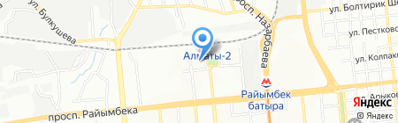Nawat на карте Алматы