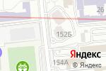Схема проезда до компании Tourmalin tourcentre в Алматы