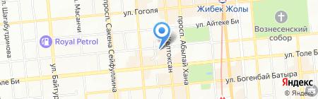 Gloria Service на карте Алматы