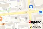 Схема проезда до компании Kuropatka в Алматы