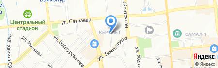 БартМедиа на карте Алматы