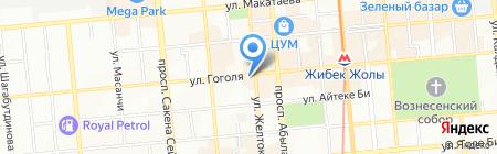 TURK DONERI на карте Алматы
