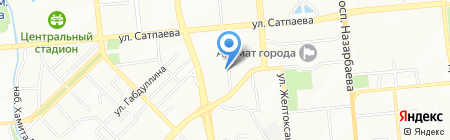 DESIDERIO на карте Алматы