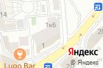 Схема проезда до компании Век Олимп в Алматы