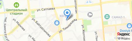 Dосtor-Stom на карте Алматы
