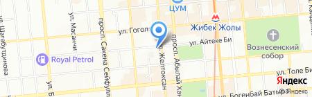 Beautymania на карте Алматы