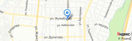 Jina на карте Алматы