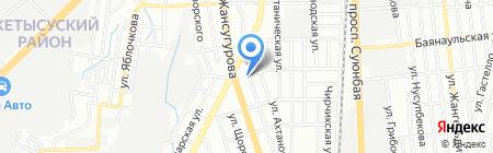Электротехника на карте Алматы