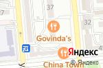 Схема проезда до компании EVO в Алматы