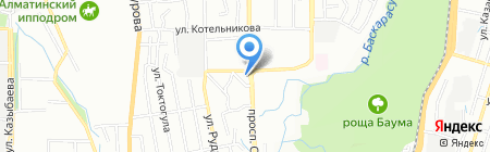 Vita Dens и К на карте Алматы