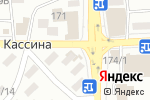 Схема проезда до компании Дионис, магазин разливного пива в Алматы