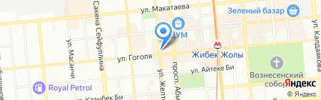 BOSCH\/SIEMENS на карте Алматы