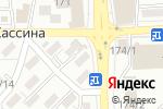 Схема проезда до компании Vita Dens и К в Алматы