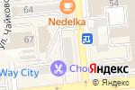 Схема проезда до компании Airies в Алматы