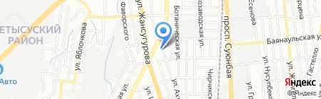 Торговая компания на карте Алматы