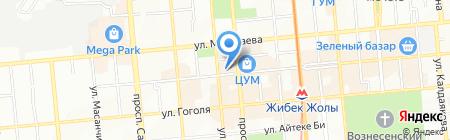 Mon Amie Perfumery на карте Алматы