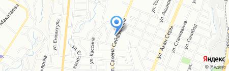 Cristal Ломбард ТОО на карте Алматы