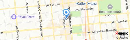 ASEM на карте Алматы