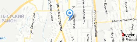 Vivat салон красоты на карте Алматы