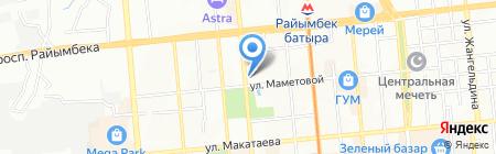 Opulenta Lingua на карте Алматы