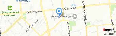 Tem Tour Almaty на карте Алматы