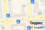 Схема проезда до компании Sensilyo Coffee house в Алматы