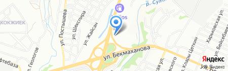 Al`ba Foods Company на карте Алматы