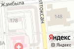 Схема проезда до компании VR Владислав Рудиков в Алматы