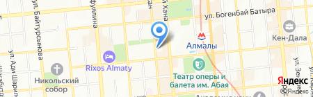 Gulian Tour на карте Алматы